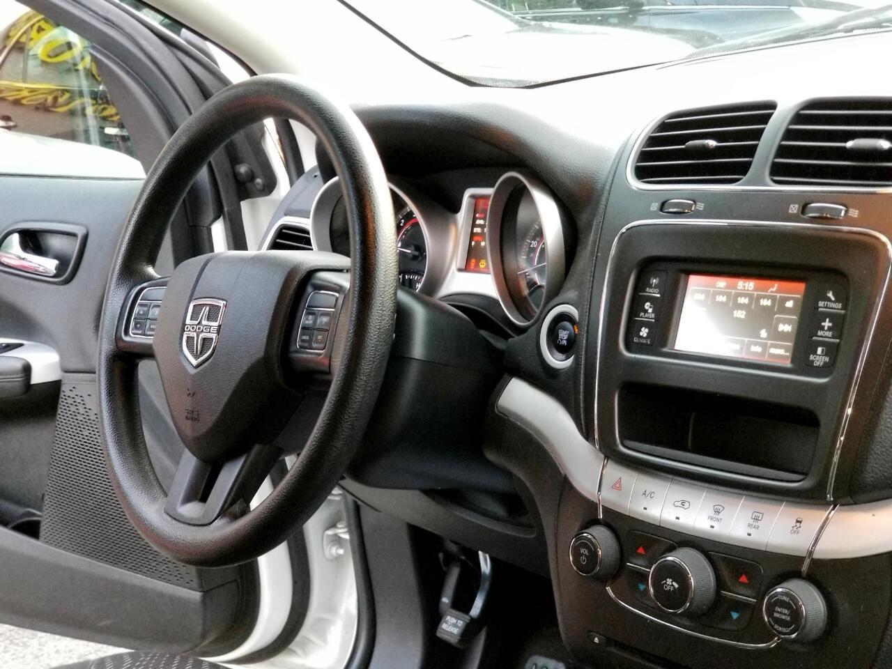 2016 Dodge Journey FWD 4dr SXT
