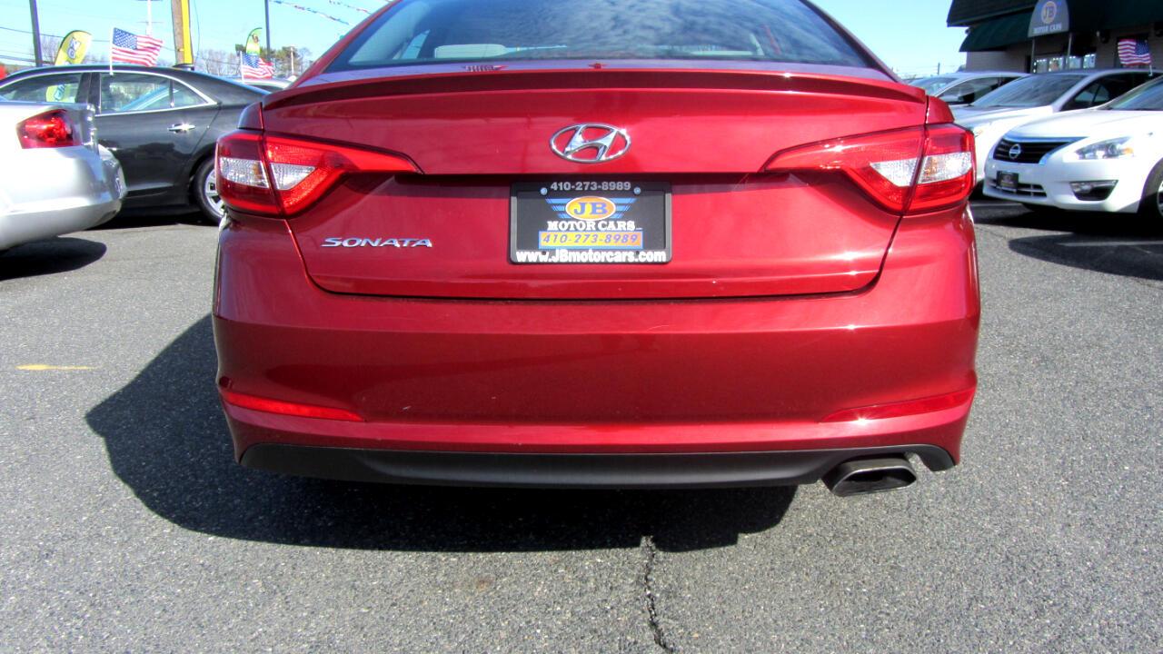 2016 Hyundai Sonata 4dr Sdn 2.4L