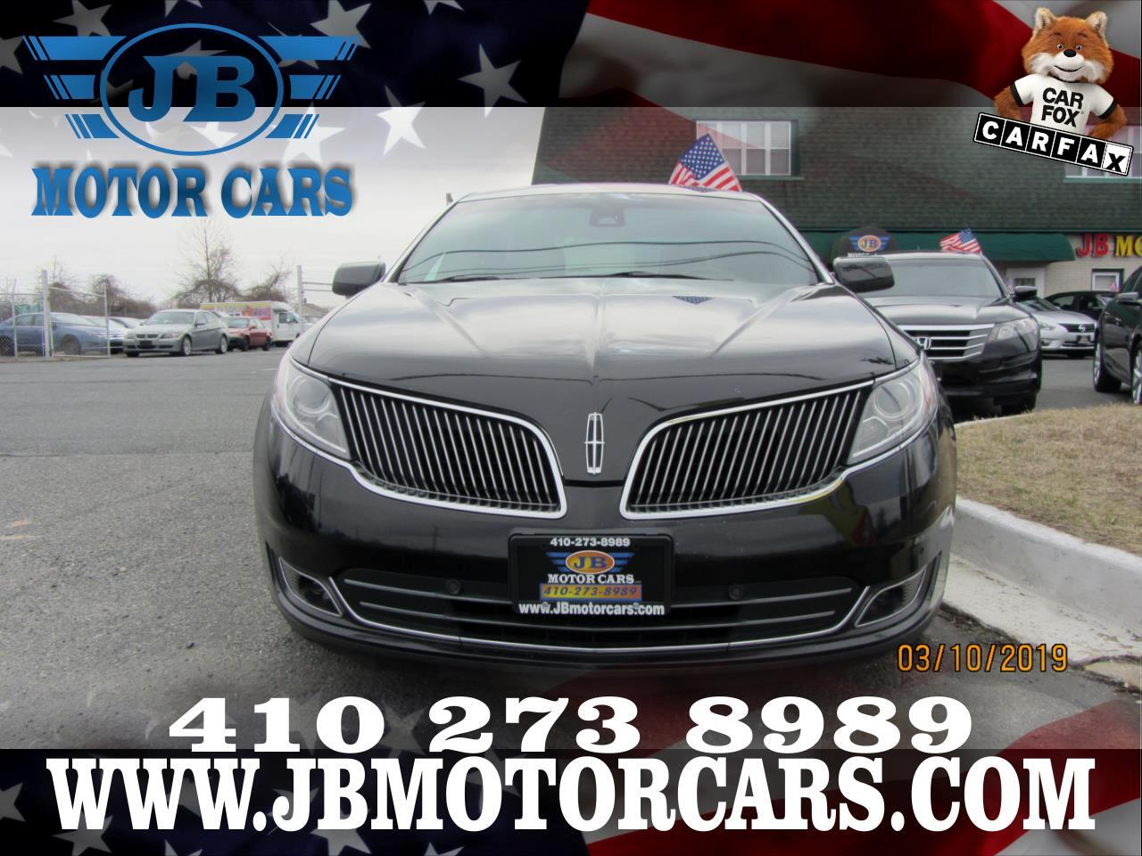 2014 Lincoln MKS 4dr Sdn 3.7L AWD