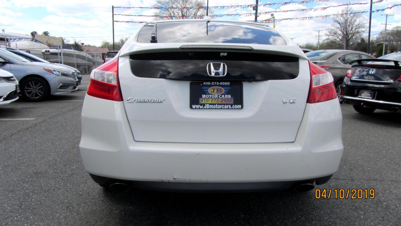2012 Honda Crosstour 2WD V6 5dr EX-L