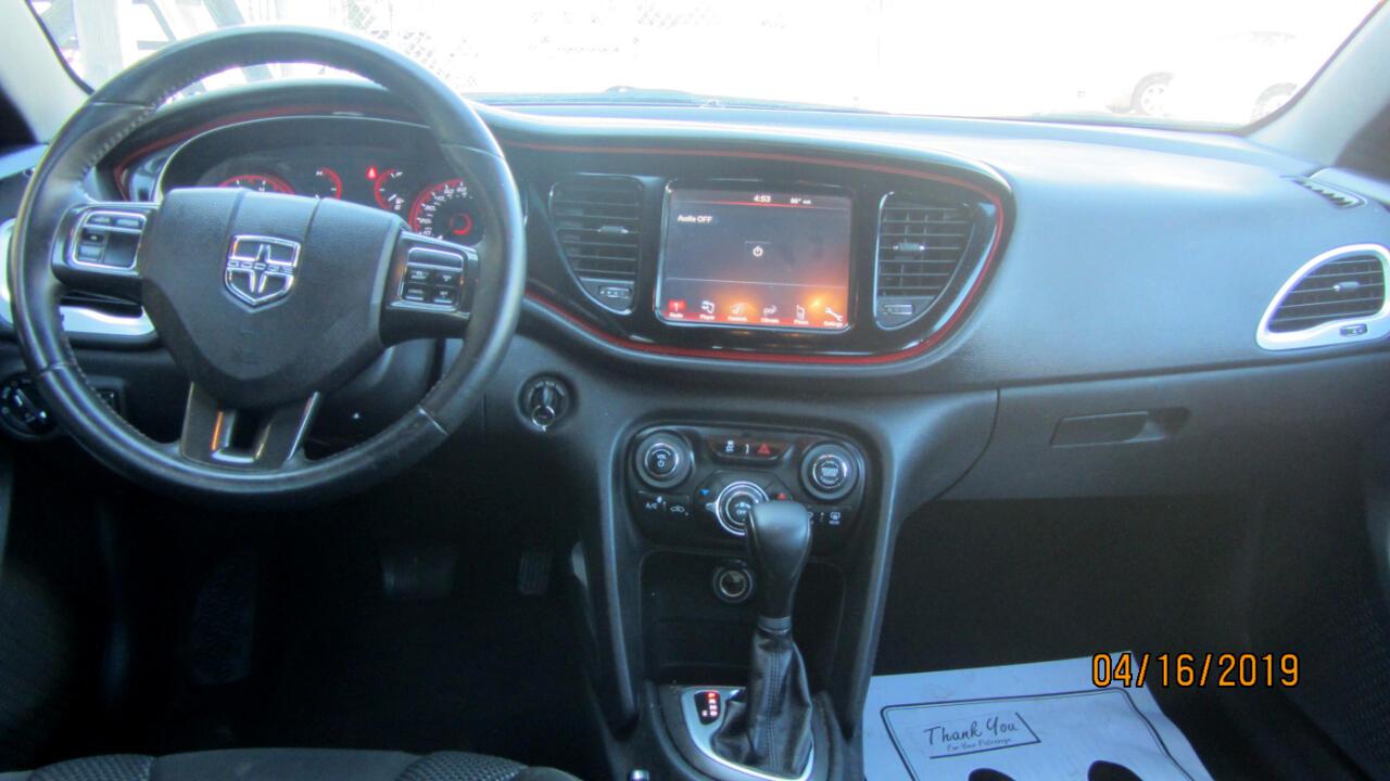 2015 Dodge Dart 4dr Sdn SXT