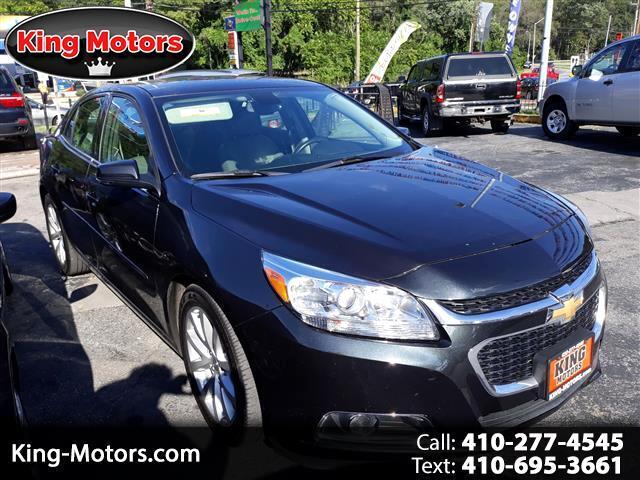 2015 Chevrolet Malibu 4dr Sdn LT w/2LT