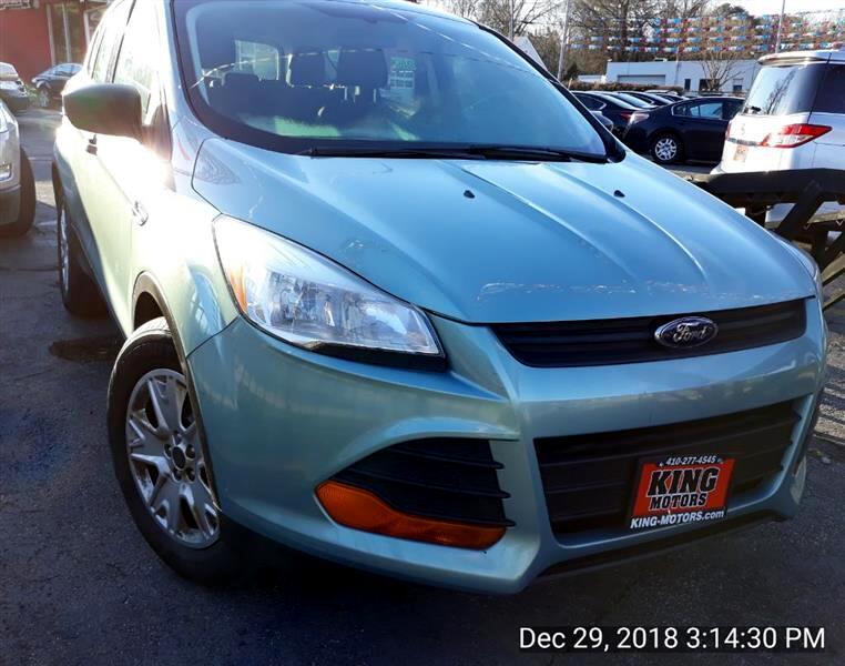 2013 Ford Escape FWD 4dr S