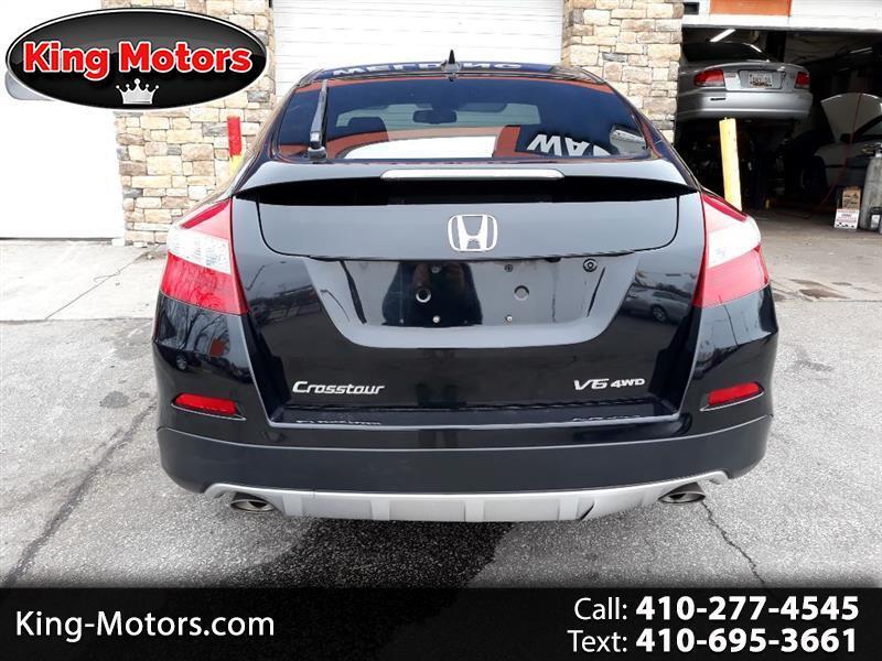2013 Honda Crosstour 4WD V6 5dr EX-L