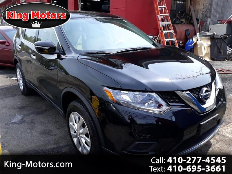 2015 Nissan Rogue AWD 4dr S *Ltd Avail*