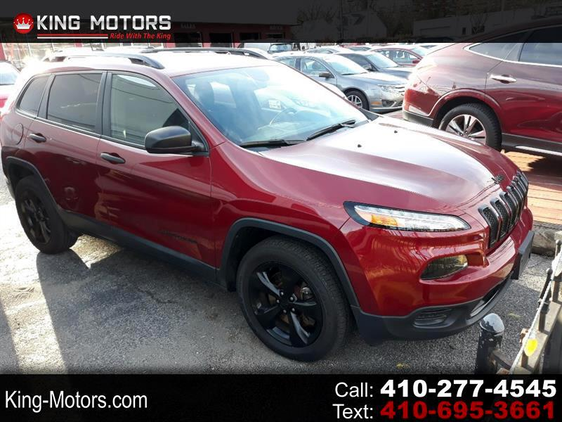 Jeep Cherokee 4WD 4dr Altitude 2016