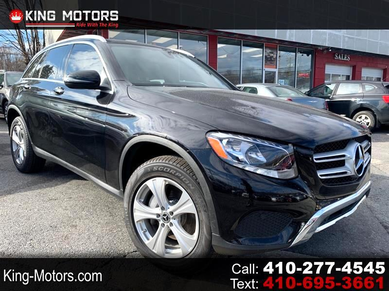 Mercedes-Benz GLC GLC 300 SUV 2017