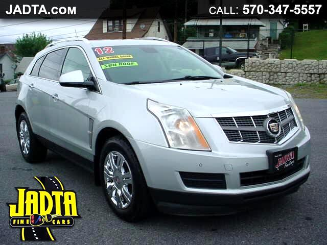 2012 Cadillac SRX AWD 4dr Luxury Collection