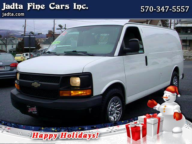 2014 Chevrolet Express Cargo Van AWD 1500 135