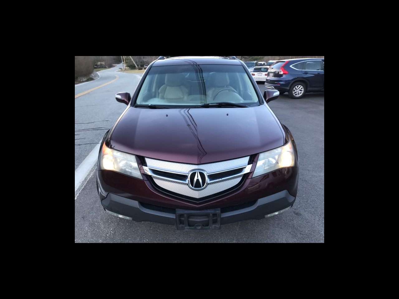 2008 Acura MDX 4dr SUV AT Touring w/Navi