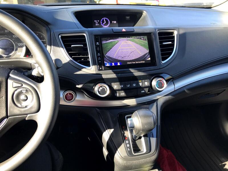 2016 Honda CR-V EX AWD