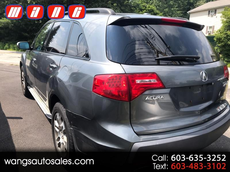 2008 Acura MDX 4dr SUV AT Touring RES w/Navi