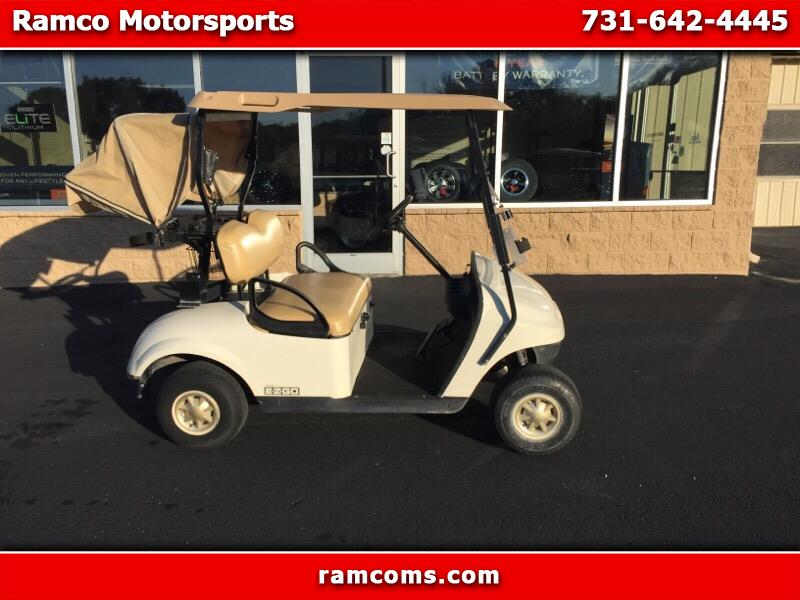 EZGO TXT Gas Golf Cart 2017