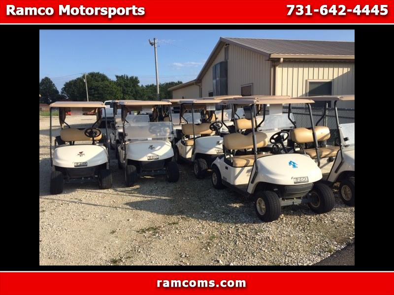 EZGO TXT Gas Golf Cart 2016