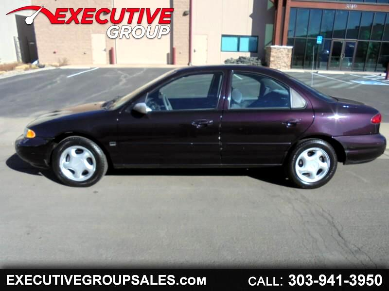 1996 Ford Contour LX