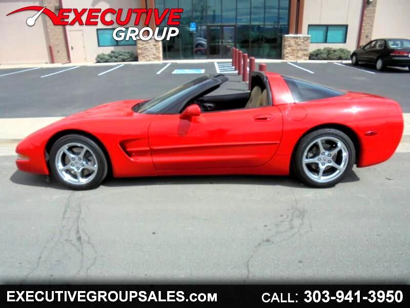 2004 Chevrolet Corvette Coupe