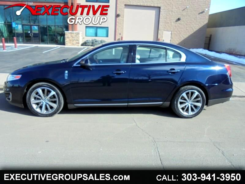 Used 2009 Lincoln MKS AWD for Sale in Englewood CO 80110 ...