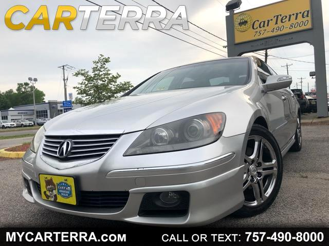 2005 Acura RL SH AWD with Navigation System