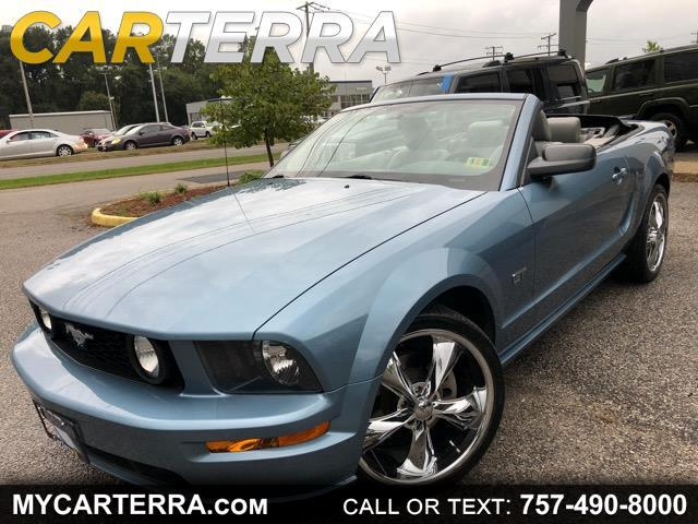 2005 Ford Mustang GT Premium Convertible