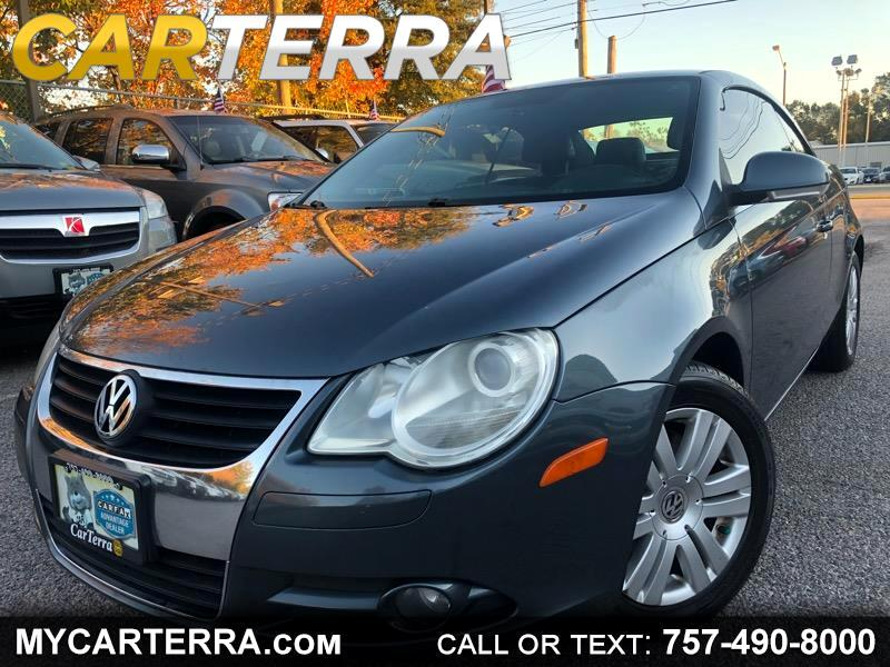 Used 2008 Volkswagen Eos Turbo For Sale In Norfolk Va