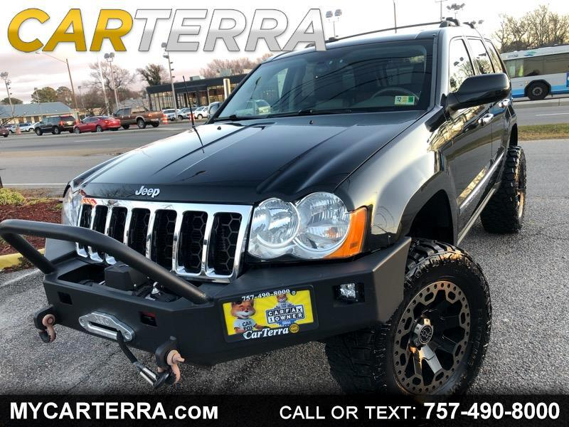 2010 Jeep Grand Cherokee 4dr Limited 4WD