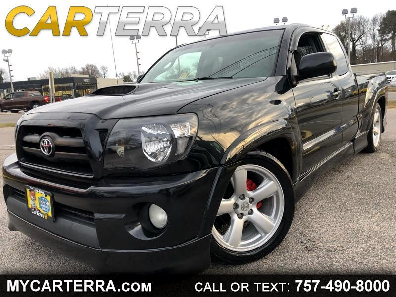 2005 Toyota Tacoma X-Runner V6 Manual 2WD