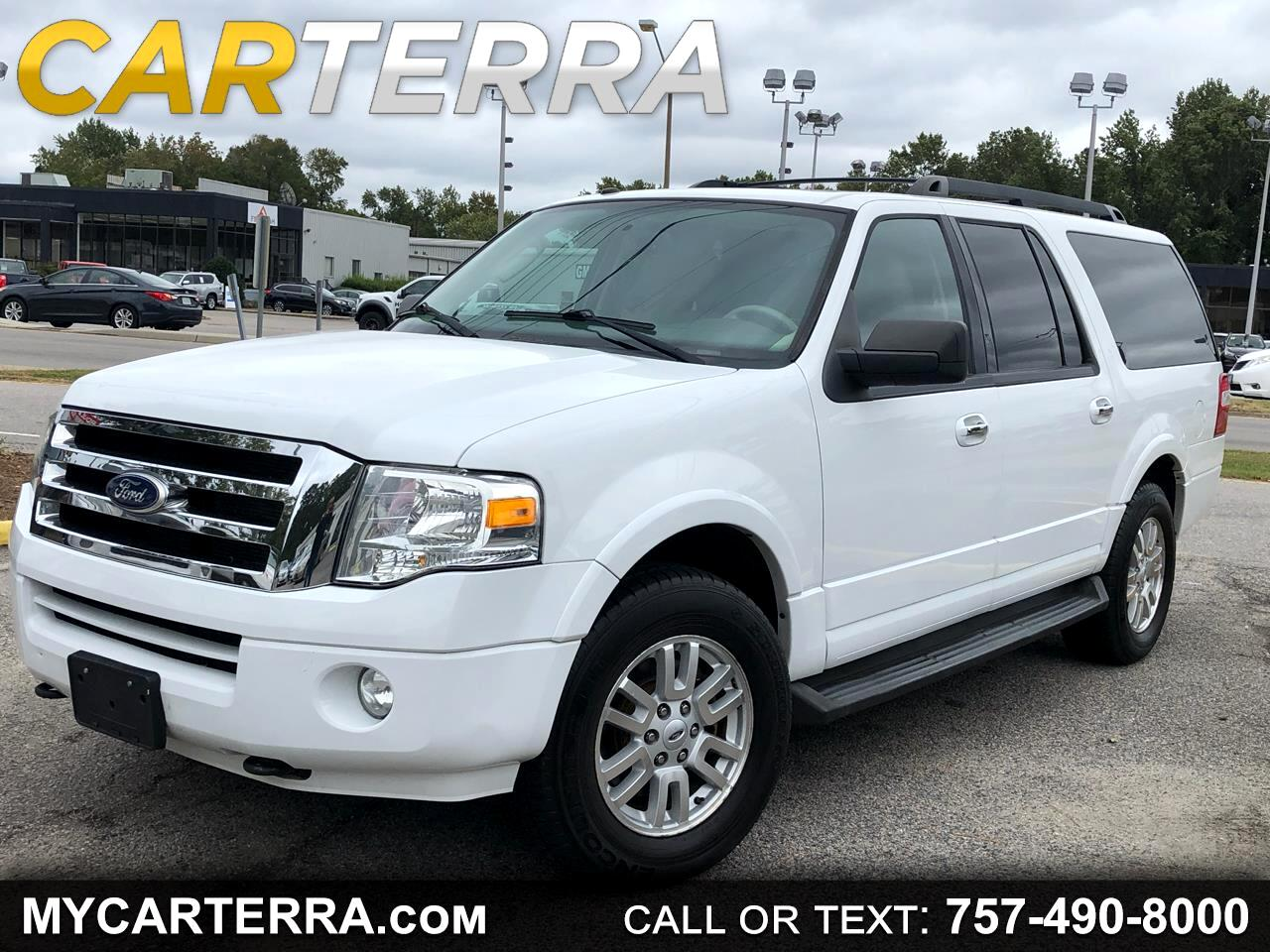 Ford Expedition EL XLT 4WD 2011