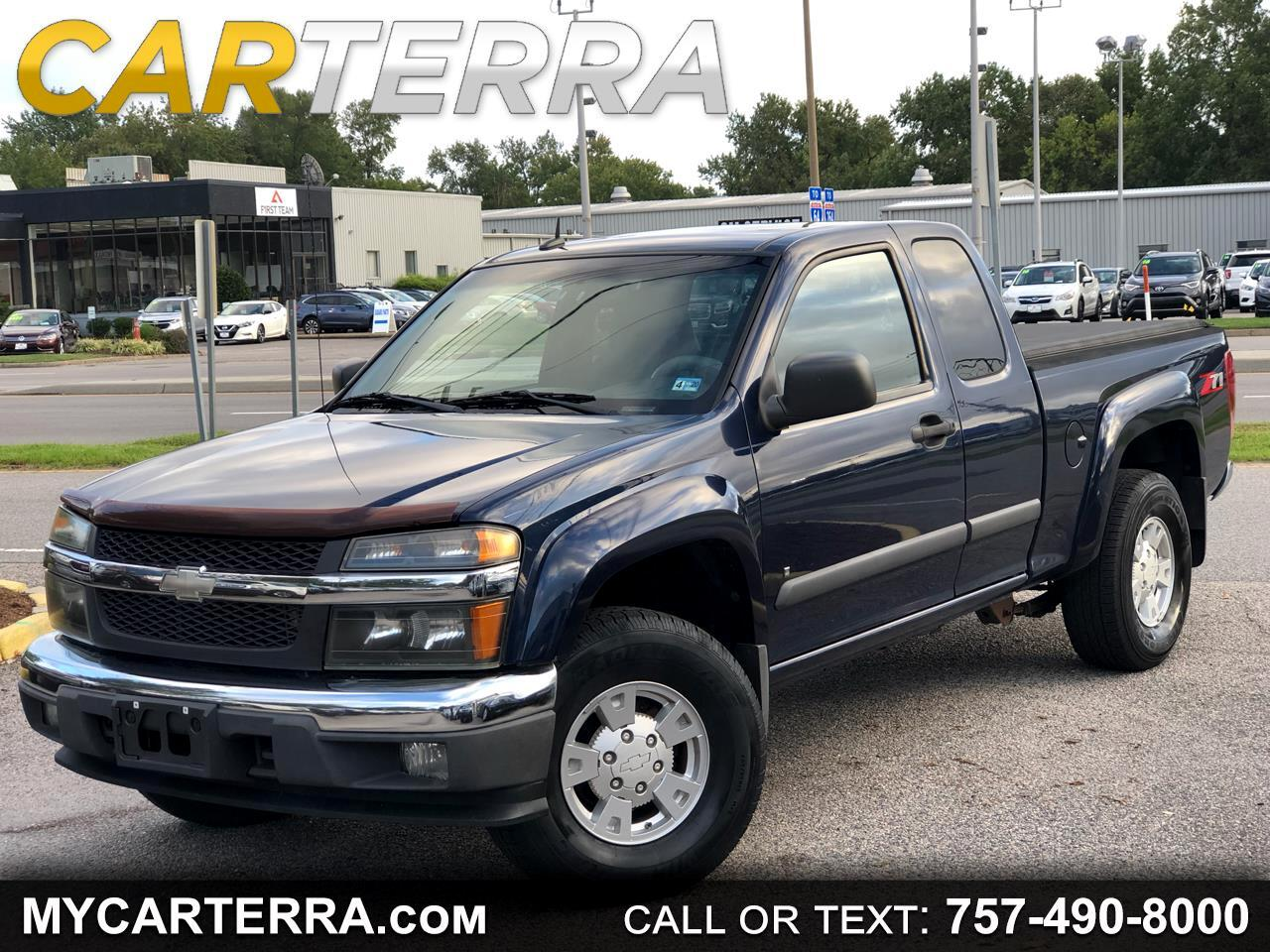 2008 Chevrolet Colorado Z71 Ext. Cab 2WD