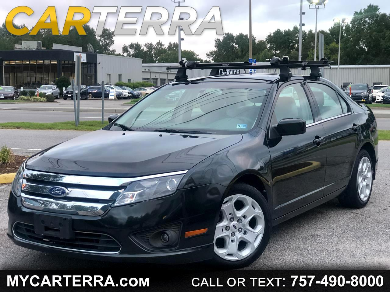 2011 Ford Fusion 4dr Sdn I4 SE FWD