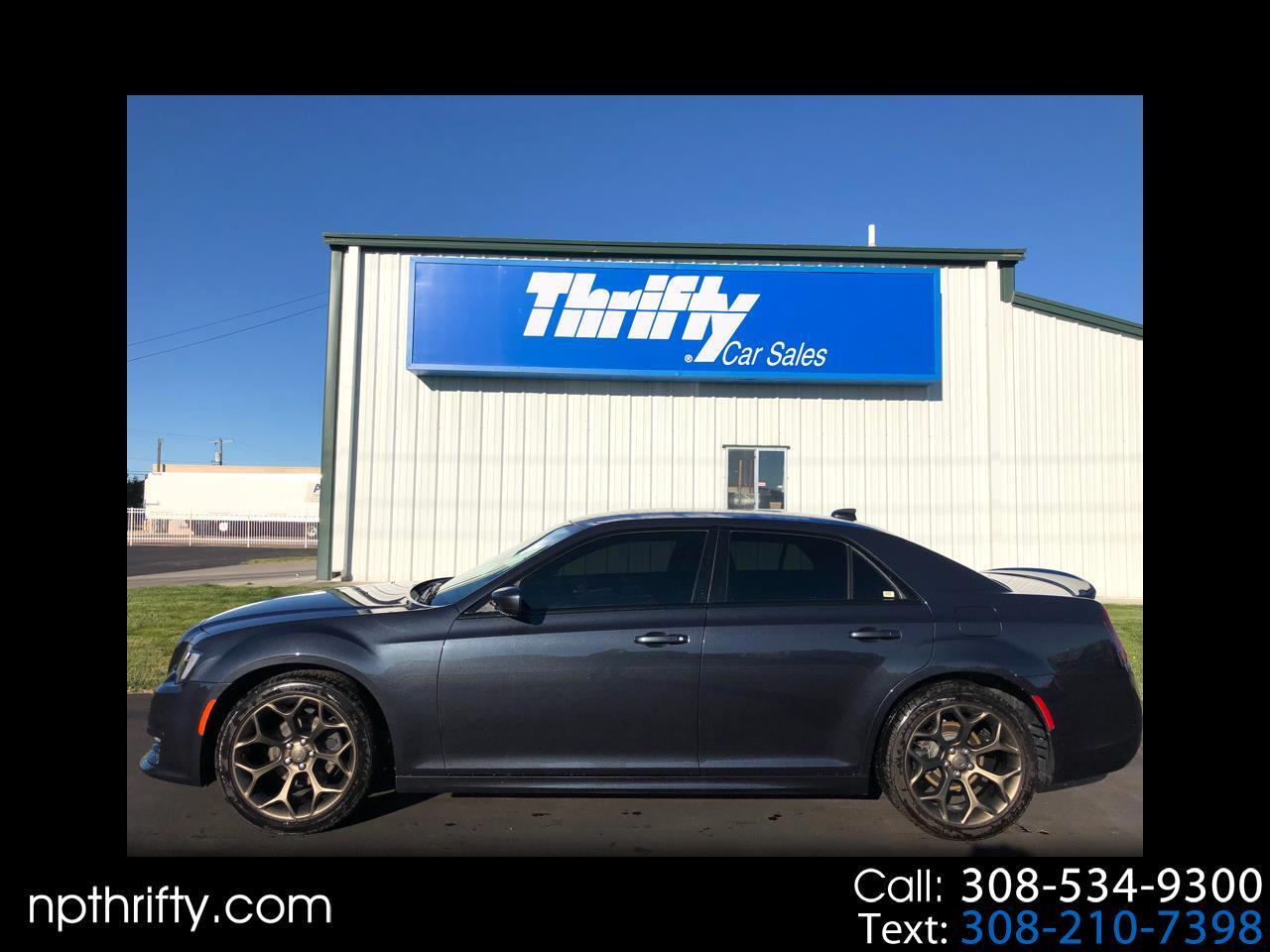 2017 Chrysler 300 S V6 RWD