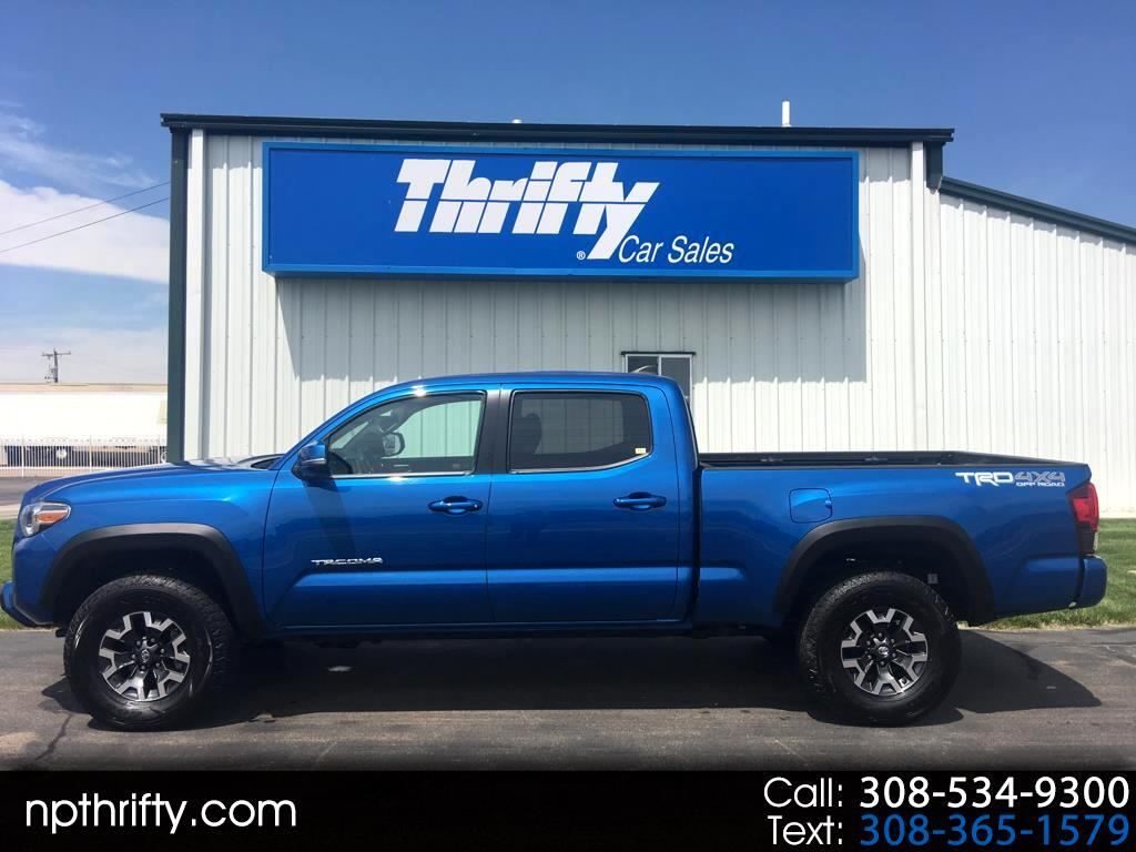 2018 Toyota Tacoma TRD Off Road Double Cab 6' Bed V6 4x4 AT (Natl)