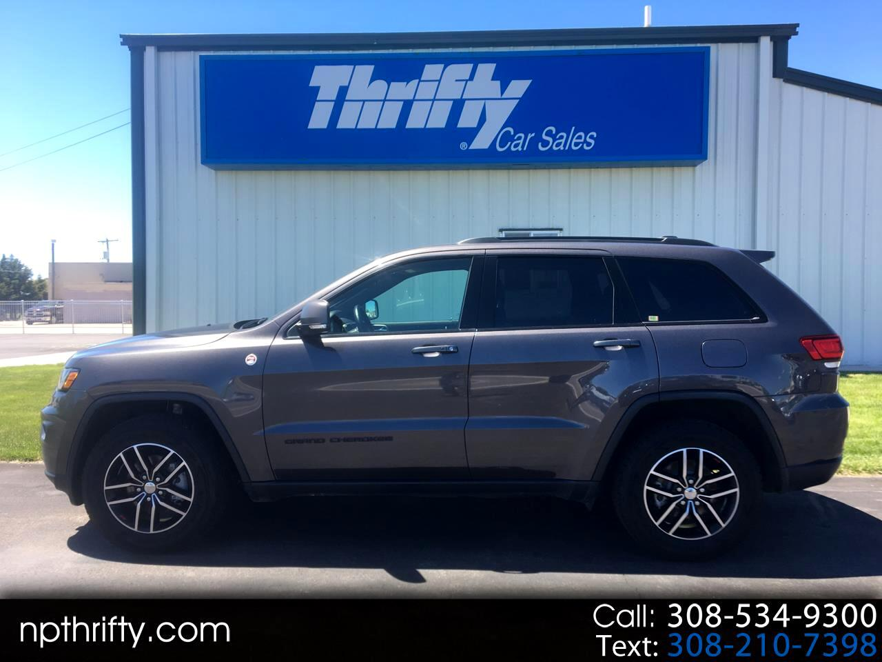 2018 Jeep Grand Cherokee Trailhawk 4x4 *Ltd Avail*