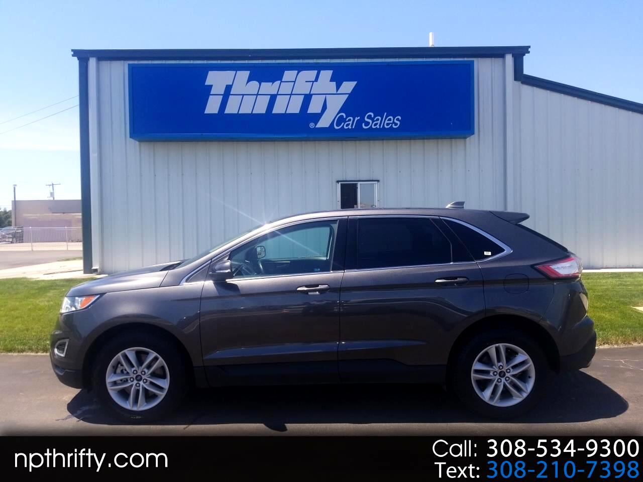 2018 Ford Edge 4dr SEL AWD
