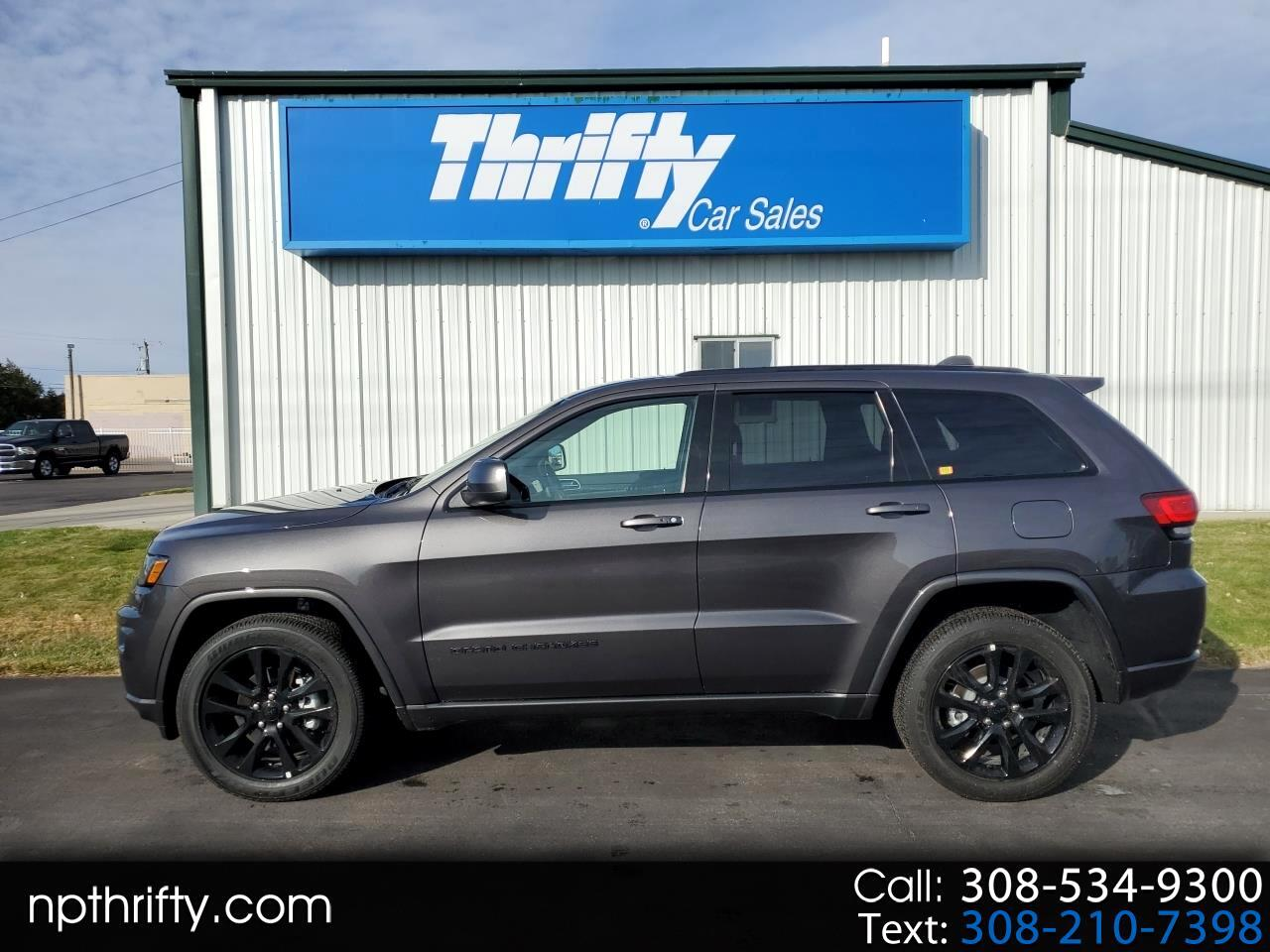 Jeep Grand Cherokee 4WD 4dr Altitude 2019