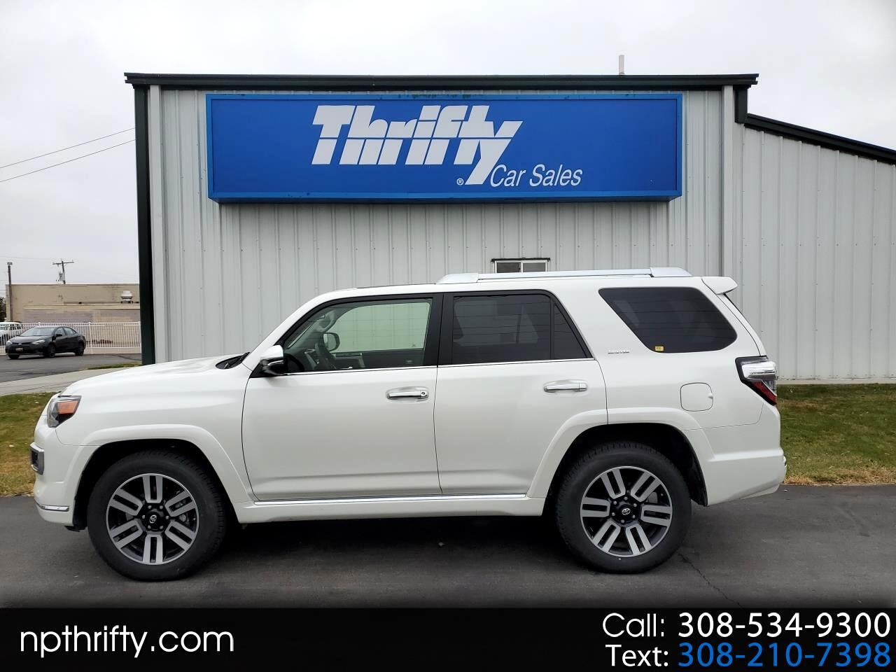 Toyota 4Runner 4dr Limited V6 Auto 4WD (Natl) 2019