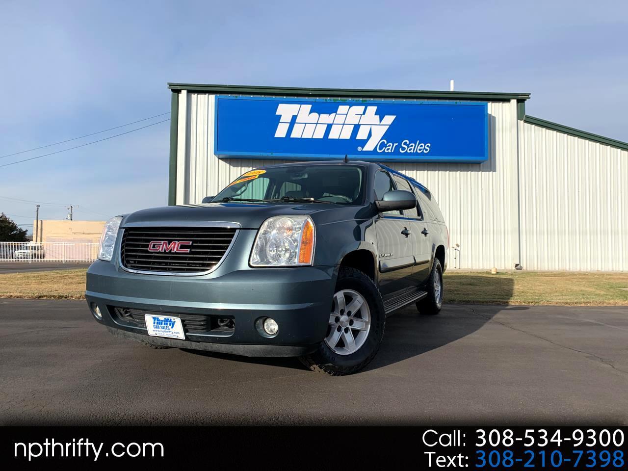 GMC Yukon XL 4WD 4dr 1500 SLT w/4SB 2008