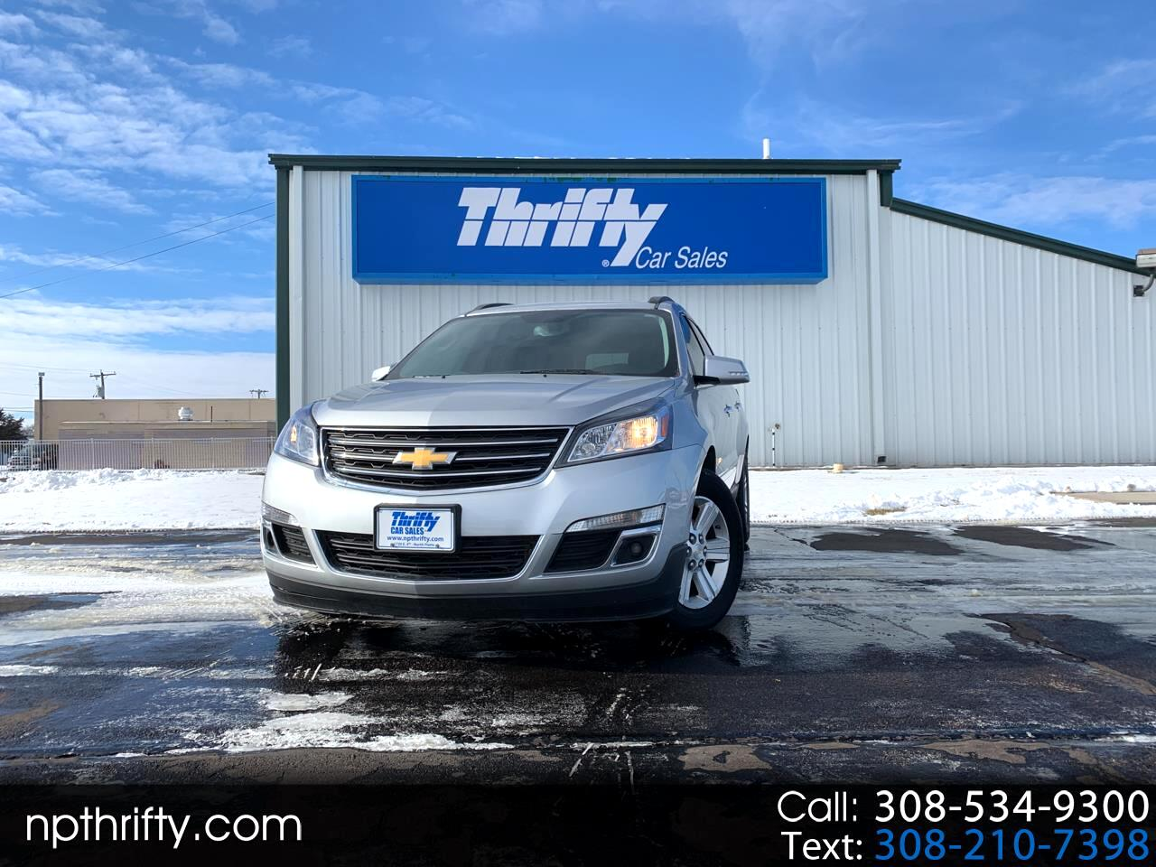 Chevrolet Traverse AWD 4dr LT w/2LT 2013