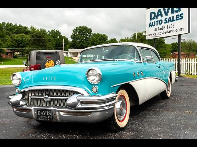 1955 Buick Special 2 DOOR HARD TOP