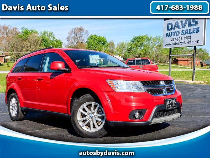 Dodge Journey SXT 4D SUV FWD 2013
