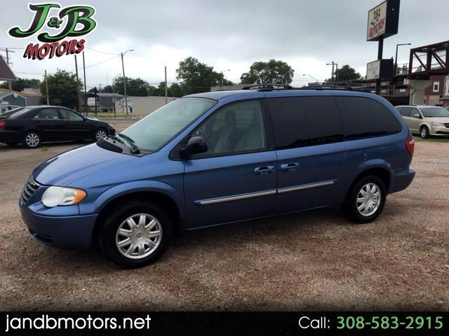 2007 Chrysler Town & Country 4dr LWB Touring FWD