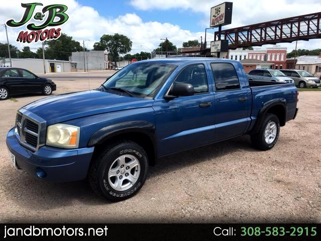 2006 Dodge Dakota SLT Crew Cab 2WD