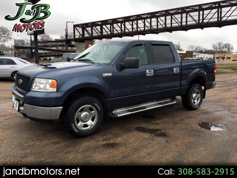 2005 Ford F-150 4WD SuperCab 163