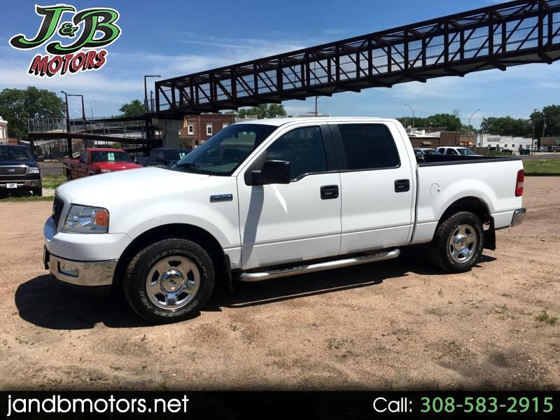 2005 Ford F-150 SuperCrew 4WD
