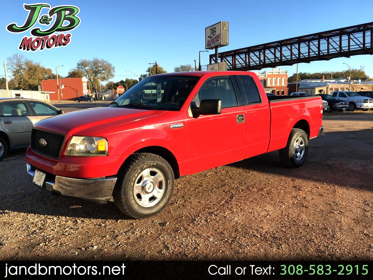 2004 Ford F-150 XLT SuperCab 2WD