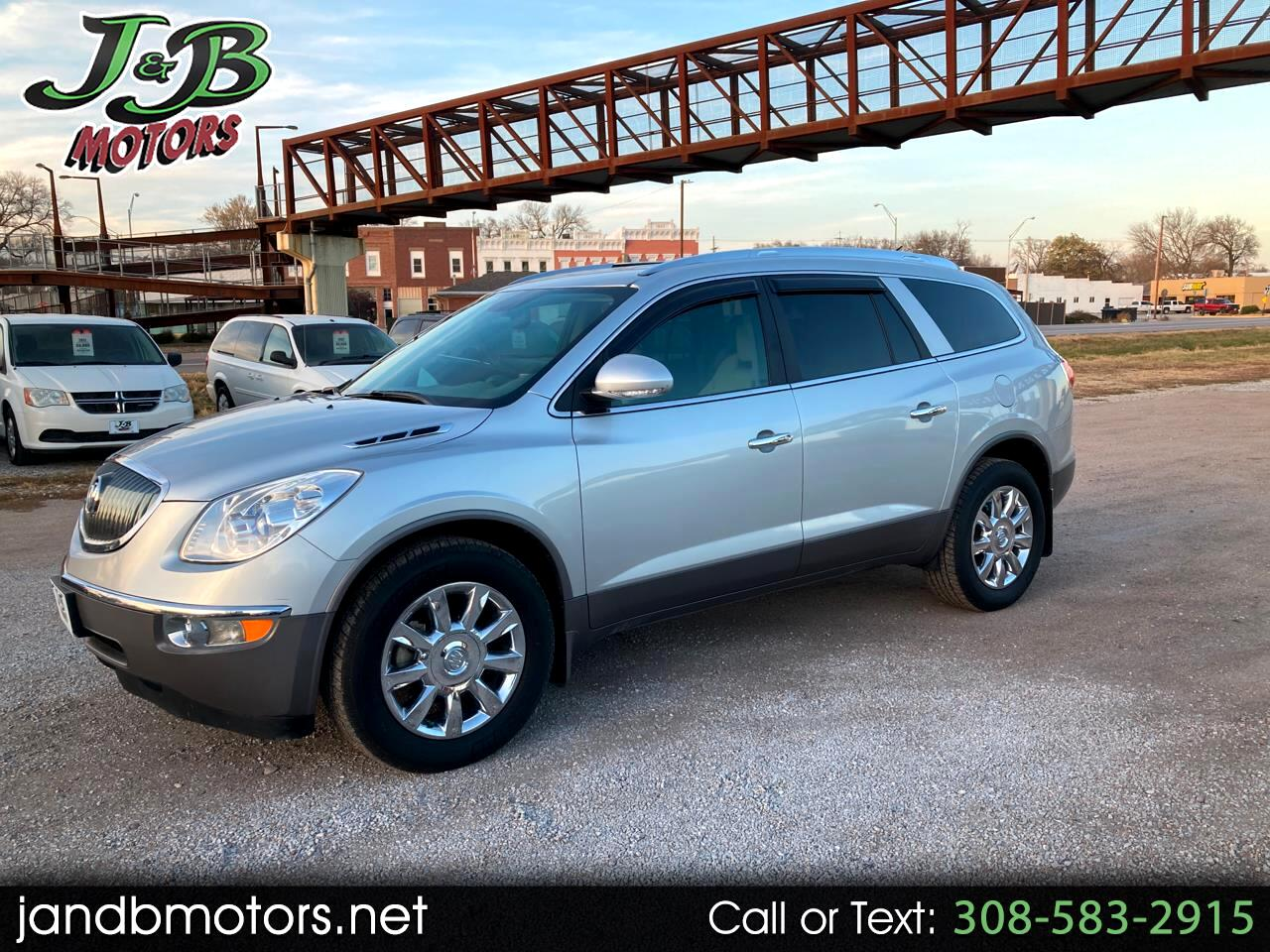 Buick Enclave AWD 4dr Leather 2012
