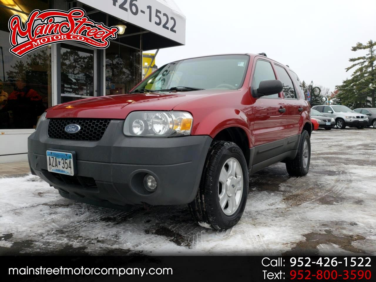 "2005 Ford Escape 4dr 103"" WB 3.0L XLT 4WD"