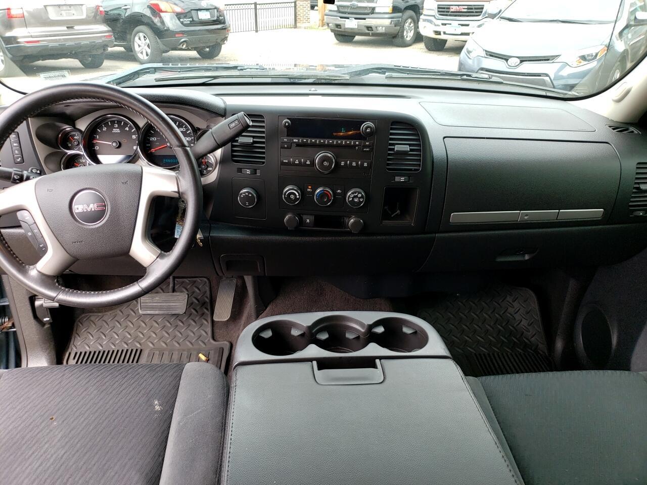 2009 GMC Sierra 1500 4WD Ext Cab 143.5
