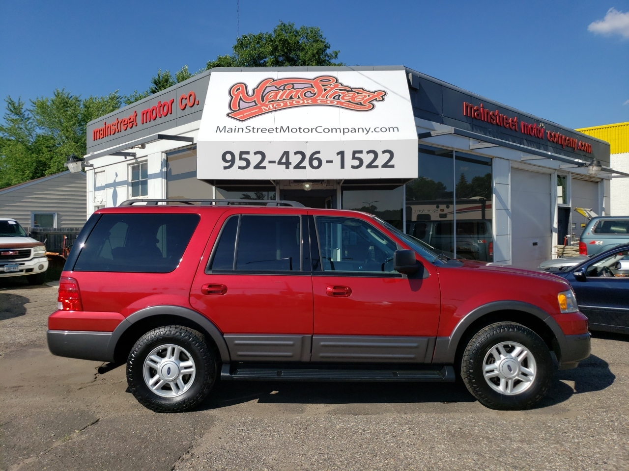 2006 Ford Expedition 4WD 4dr XLT