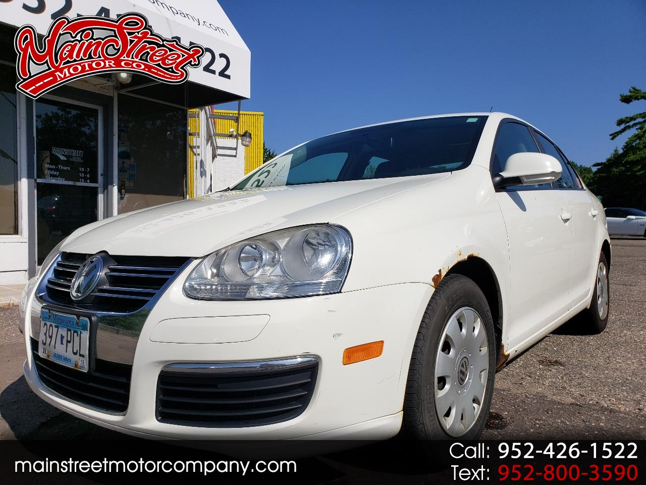 2007 Volkswagen Jetta Sedan 4dr Manual