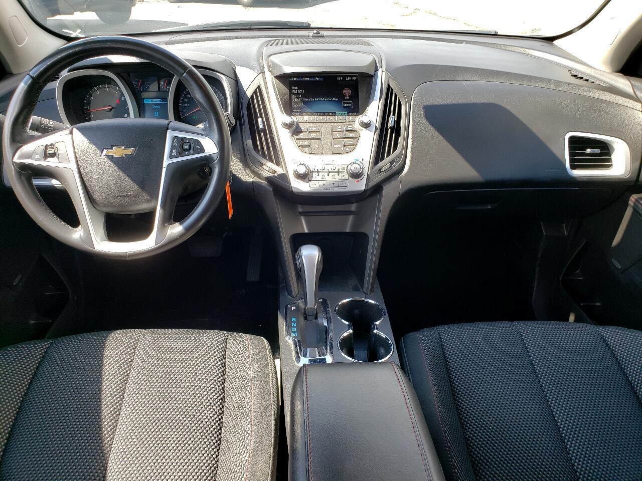 2013 Chevrolet Equinox FWD 4dr LT w/1LT